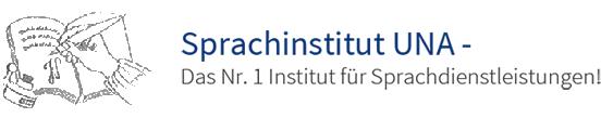 Sprachinstitut UNA e.U. - Logo